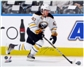 Nathan Gerbe Autographed Buffalo Sabres 16X20 Hockey Photo