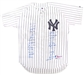 New York Yankees Autographed 2000 Team Signed Authentic Jersey (Steiner COA)