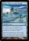 Magic the Gathering Saviors of Kami Single Oboro, Palace in the Clouds Foil