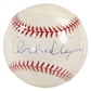 Orlando Cepeda Autographed Official MLB Baseball (Steiner)