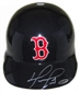 David Ortiz Boston Red Sox Autographed Batting Helmet (UDA COA)