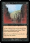 Magic the Gathering Urza's Legacy Single Ostracize Foil