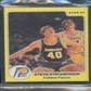 1983/84 Star Co. Basketball Pacers Bagged Set