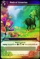 WoW Fields of Honor Single Path of Cenarius Unscratched Loot Card