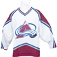 Patrick Roy Autographed Colorado Avalanche Jersey (Hockey Ink COA)