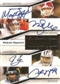 2009 Playoff National Treasures Football Hobby 4-Box Case