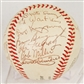 1955 Philadelphia Phillies Autographed Team Signed Baseball (JSA COA)