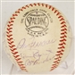 1961 Philadelphia Phillies Autographed Team Signed Baseball (JSA COA) 22 Signatures