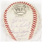 1969 Montreal Expos Autographed Team Signed Baseball (JSA COA) 24 Signatures