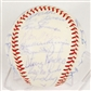 1969 Montreal Expos Autographed Team Signed Baseball (JSA COA) 31 Signatures (B)