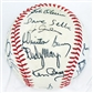 1972 California Angels Autographed Team Signed Baseball (JSA COA) 23 Signatures (D)