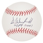 "Dave Winfield Autographed New York Yankees Official MLB Baseball w/""HOF 2001"" Insc (PSA)"
