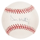 Don Mattingly Autographed New York Yankees Official Major League Baseball (PSA)