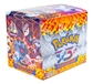 Pokemon XY Flashfire Theme Deck Box