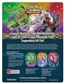 2012 Pokemon Legendary Fall EX Collector's 9-Tin Case