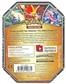 2014 Pokemon Kalos Power Summer Tin - Chesnaught-EX