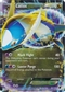 Pokemon Plasma Freeze Single Latios EX 86/116