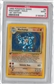 Pokemon Base Set 1 1st Ed Single Machamp 8/102 - PSA 9 *21503618*