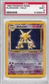 Pokemon Base Set 1 Single Alakazam 1/102 - PSA 9 - *21625579*