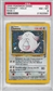 Pokemon Base Set 2 Single Chansey 3/130 - PSA 8 - *21822561*