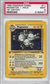 Pokemon Fossil 1st Edition Single Magneton 11/62 - PSA 9 - *21625677*