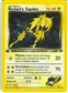 Pokemon Gym Challenge Single 1st Edition Rocket's Zapdos - Near Mint (NM/M)