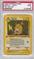 Pokemon Fossil 1st Edition Single Raichu 14/62 - PSA 9 - *21625680*