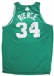 Paul Pierce Autographed Boston Celtics Authentic Basketball Jersey