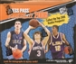 2006/07 Press Pass Basketball Hobby Box