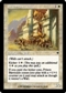 Magic the Gathering Invasion Single Prison Barricade FOIL
