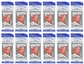 2013 Panini Prizm Baseball SUPER Value Rack Pack (Lot of 12)