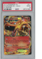 Pokemon XY Flashfire Single Charizard EX 11/106 PSA 9 MINT - **26731920**