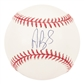 Albert Pujols Autographed Los Angeles Angels Official MLB Baseball (Steiner & MLB)