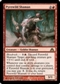 Magic the Gathering Dragon's Maze Single Pyrewild Shaman UNPLAYED (NM/MT) - 4x Playset