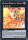 Yu-Gi-Oh Galactic Overlord Single Queen Dragun Djinn Super Rare
