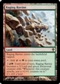 Magic the Gathering Worldwake Single Raging Ravine Foil