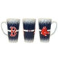 Boston Red Sox Sculpted Latte Coffee Mug - Regular Price $14.95 !!!