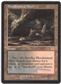 Magic the Gathering Onslaught Single Bloodstained Mire ARTIST SIGNED - SLIGHT PLAY (SP)