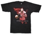 Derrick Rose Chicago Bulls Black Adidas Smoke and Mirrors T-Shirt (Size Medium)