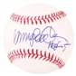 Ryne Sandberg Autographed Chicago Cubs Official Major League Baseball