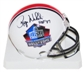 Roger Wehrli Autographed Hall of Fame Mini Helmet