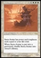 Magic the Gathering Urza's Saga Single Serra Avatar UNPLAYED (NM/MT)