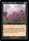 Magic the Gathering Urza's Destiny Single Scent of Nightshade Foil