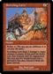 Magic the Gathering Invasion Single Scorching Lava Foil