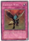 Yu-Gi-Oh SD Pegasus Single 3x Gryphon Wing Rare (SDP-050)