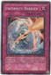 Yu-Gi-Oh Shining Darkness Single Infernity Barrier Secret Rare