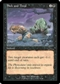 Magic the Gathering Urza's Legacy Single Sick and Tired Foil