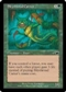 Magic the Gathering Nemesis Single Skyshroud Ridgeback Foil