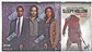 Sleepy Hollow Season One Trading Cards Box (Cryptozoic 2014)