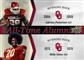 2011 Upper Deck University of Oklahoma Football Hobby Box (1 Autograph Per Box!)